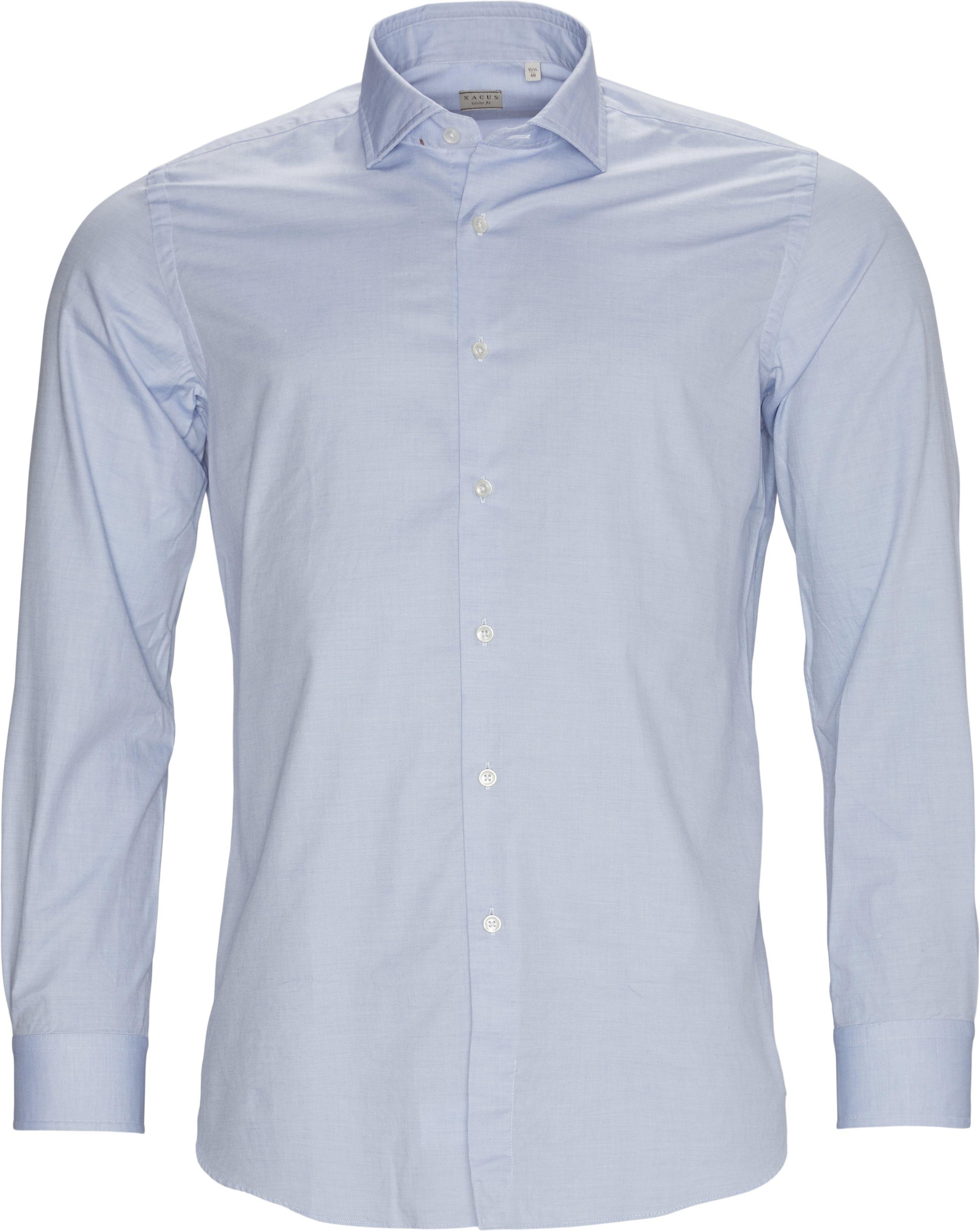 Skjorter - Slim fit - Blå
